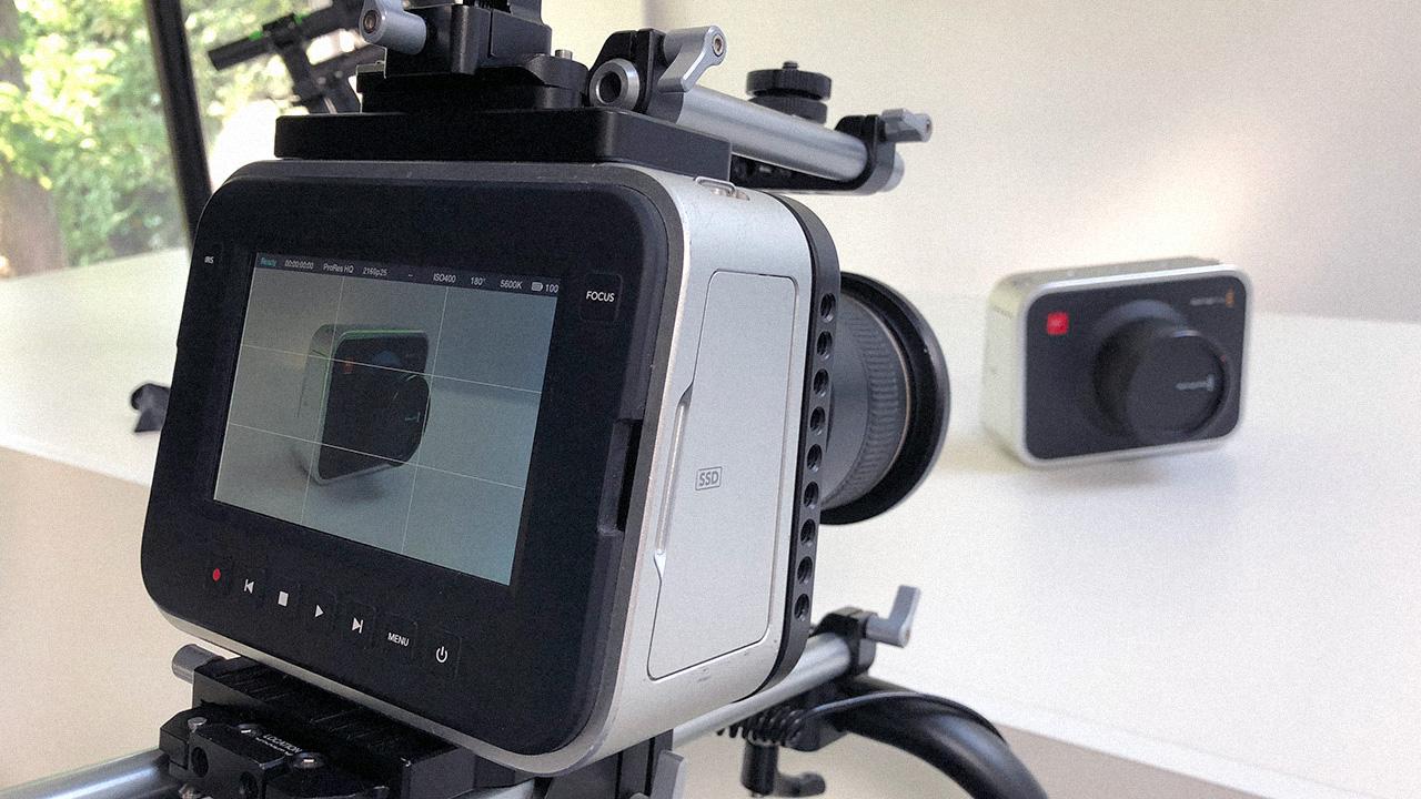theblackbox - BlackMagic cameras